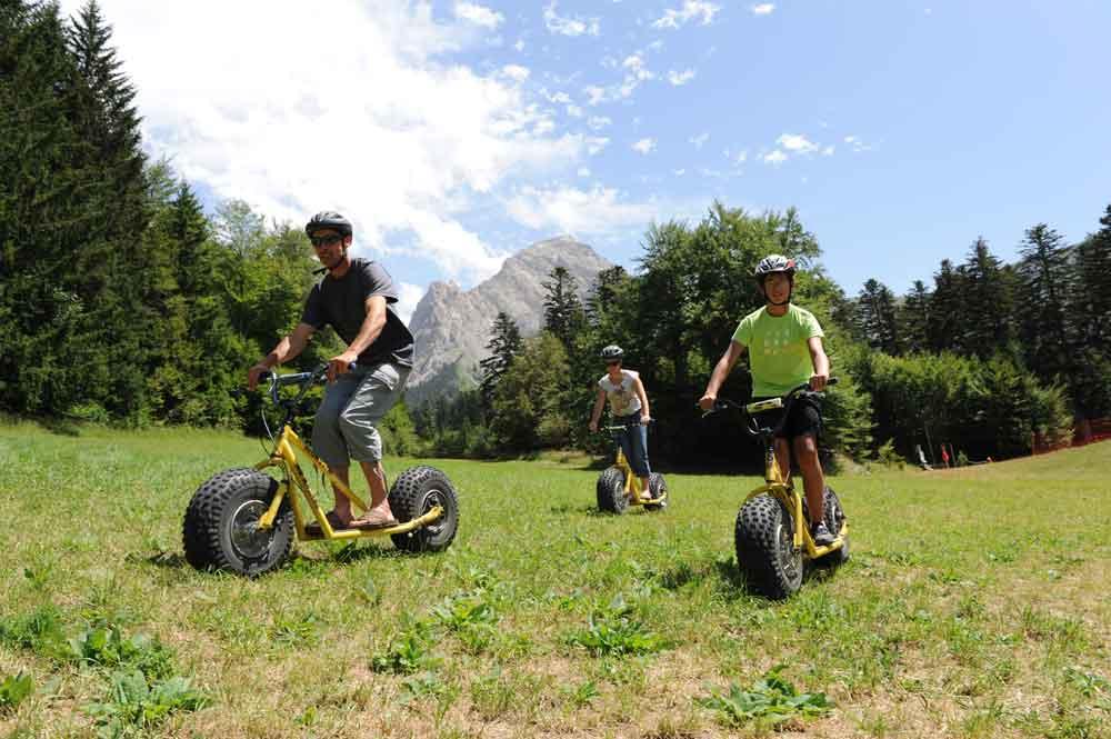 Trottin'herbes dans la Drôme